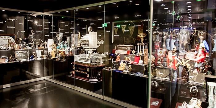 Múzeum FC Bayern Mníchov