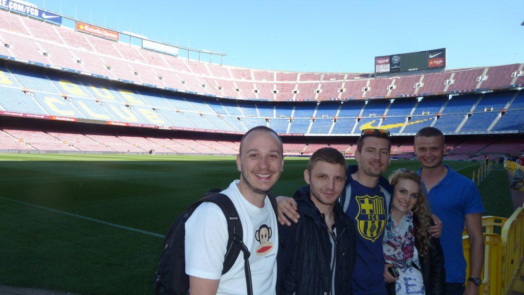 Fc Barcelona vstupenky