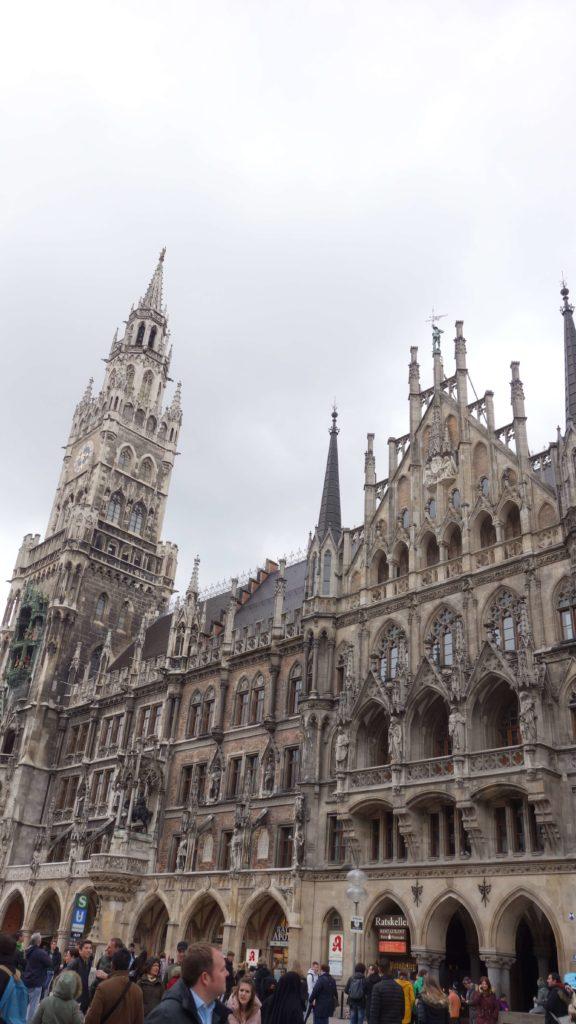 Nová radnica Mníchov